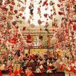 Keio Plaza Hotel Tokyo Hosts Hina-matsuri (Girls' Doll Festival) Exhibition