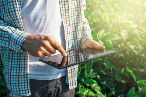 Gylling Data Management and Iteris Collaborate to Provide ClearAg to Agriculture Researchers (Photo: Business Wire)