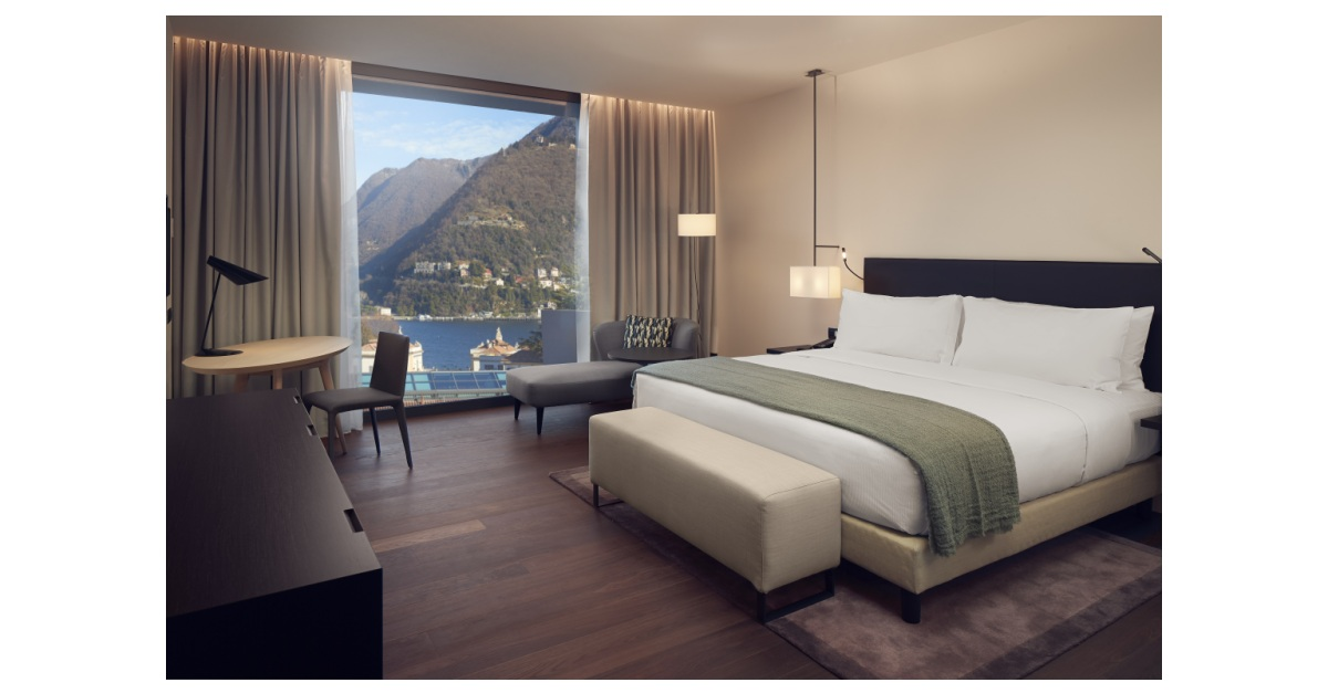 A New Legend On The Lake Hilton Arrives In Lake Como