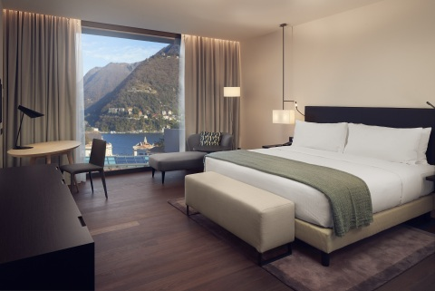 Hilton Lake Como Presidential Suite (Photo: Business Wire)