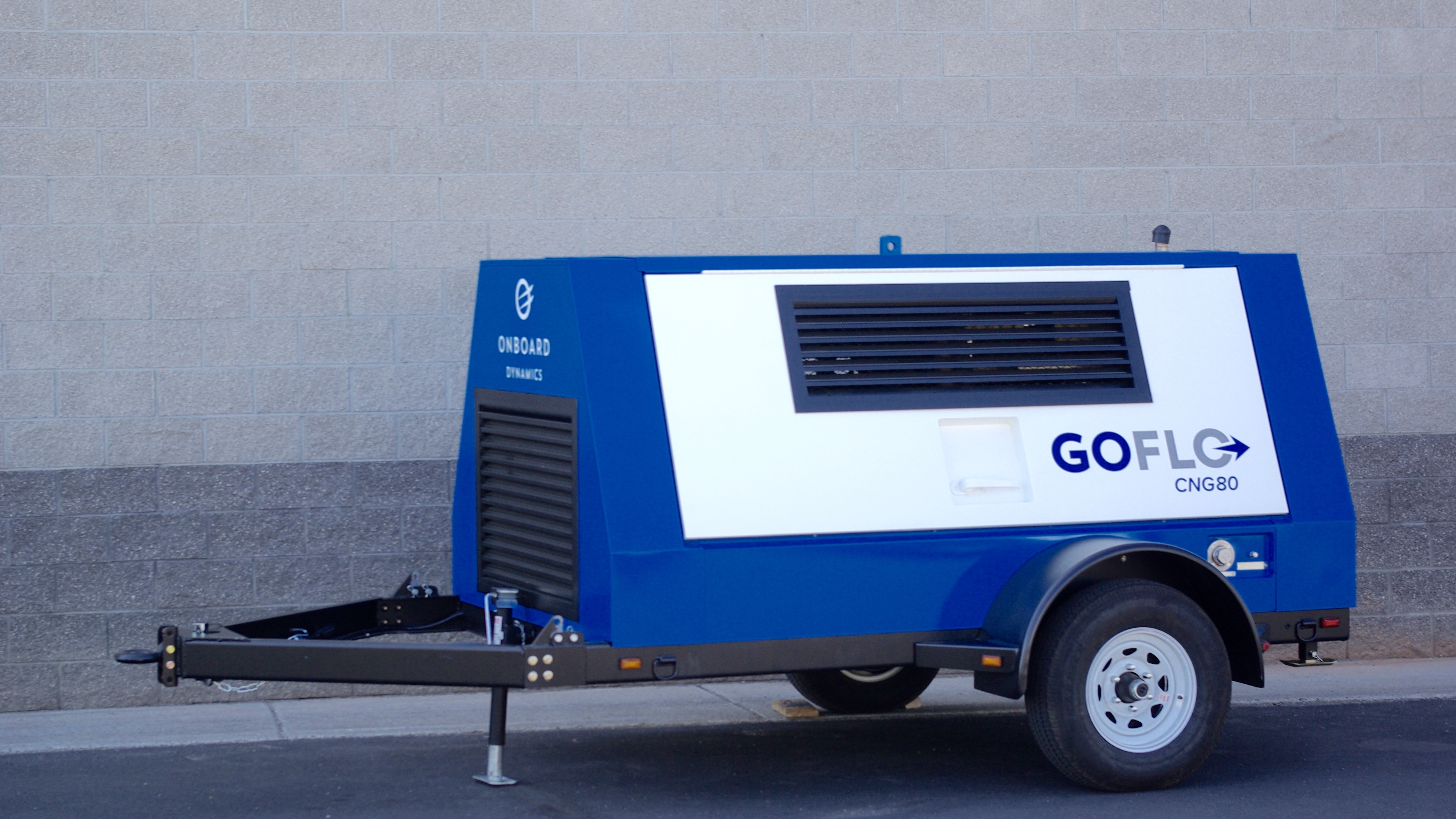 Onboard Dynamics Announces Launch Of Mobile Natural Gas Compressor How To Wire A Full Size
