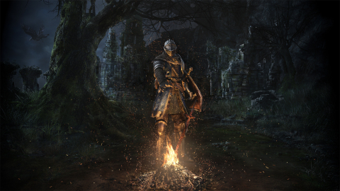 The first title in the genre-defining action role-playing franchise is coming to Nintendo Switch. DARK SOULS: REMASTERED includes the Artorias of the Abyss DLC, as well as improved framerate and resolution from the original DARK SOULS game for an exhilarating return to Lordran. (Graphic: Business Wire)