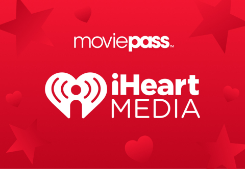 MoviePass(TM) Announces Media Partnership with iHeartMedia (Photo: Business Wire)