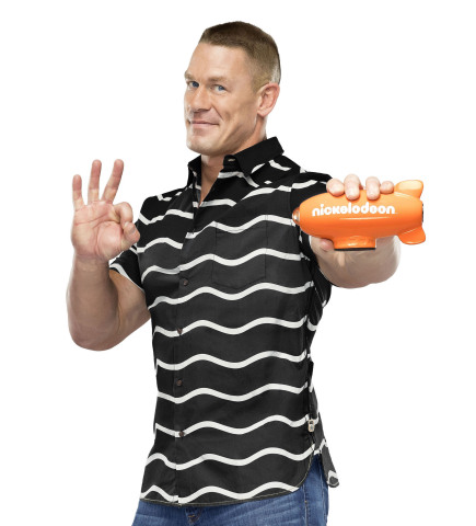 John Cena, Host of the 2018 Kids' Choice Awards on Nickelodeon. (Photo: Business Wire)