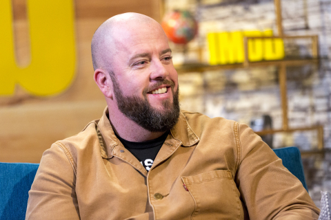 Chris Sullivan visits The IMDb Show (Credit: Getty Images for IMDb)