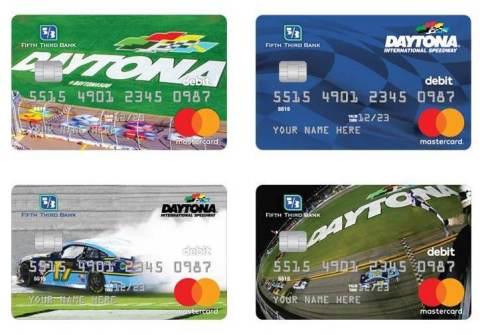 Fifth Third to Debut New Daytona International Speedway® Debit Card (Photo: Business Wire)
