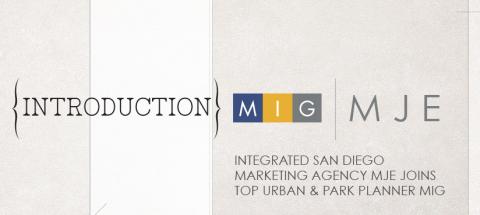 MIG|MJE (Graphic: Business Wire)