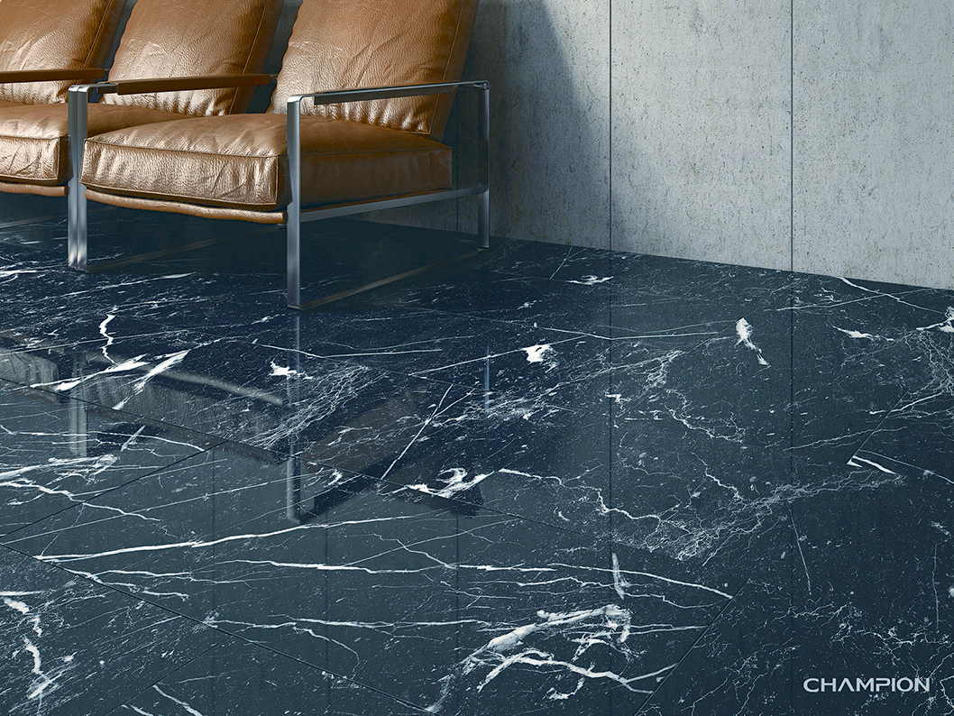 Champion Brings the Latest Marble Tile Trend to Singapore | Business ...
