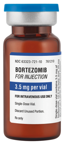 Fresenius Kabi Bortezomib for Injection is the first and only available alternative for intravenous ...