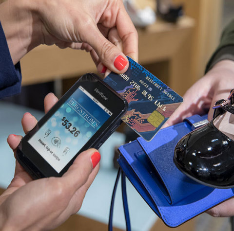 Most Flexible Mobile Pay Solution (Photo: Business Wire)