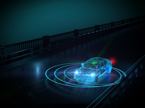 Osram high-power infrared pulse lasers with 905 nm wavelength are used in a multitude of LIDAR applications from a wide variety of companies. (Picture: Osram)