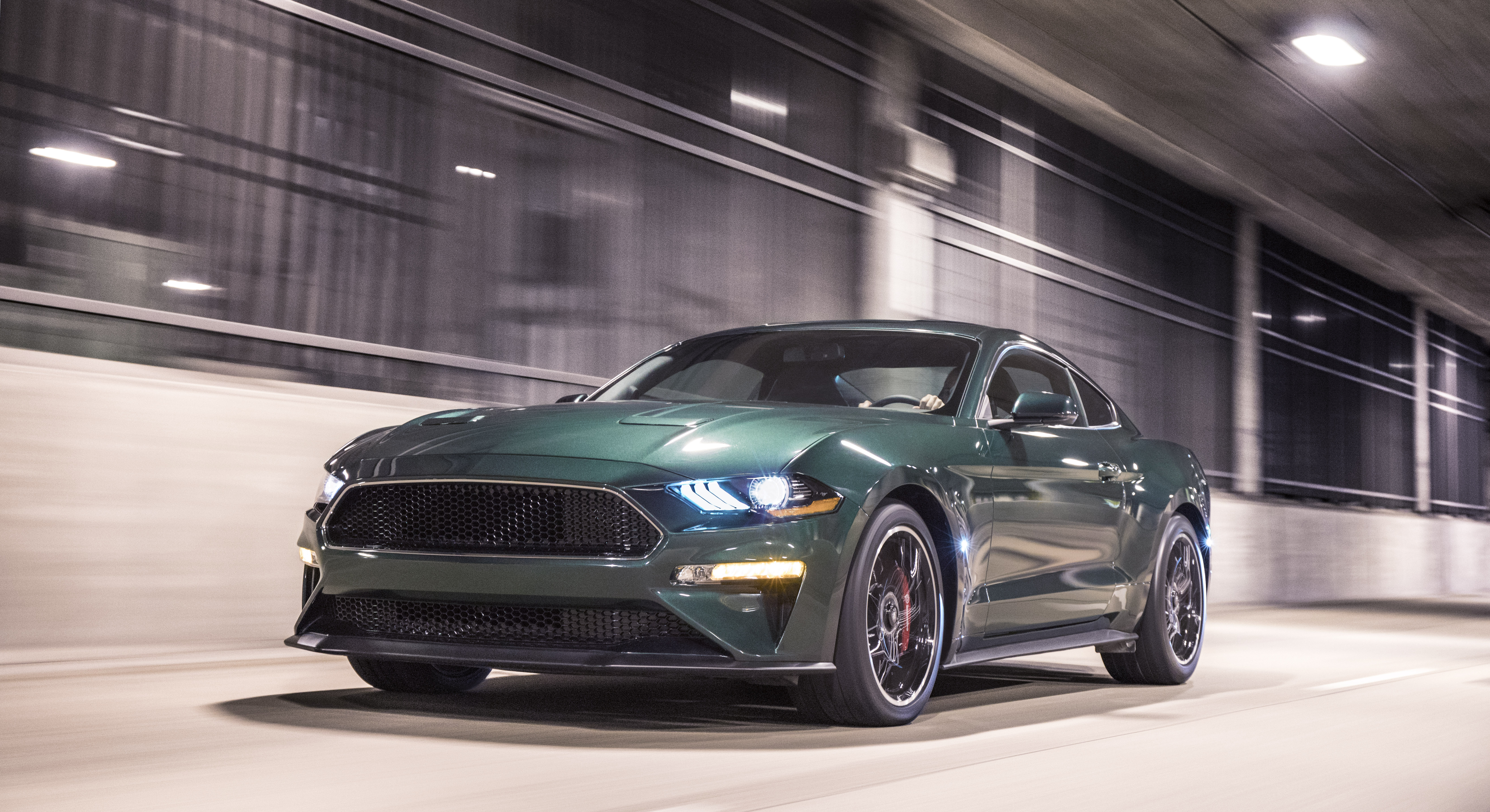 Tip Your Nostalgia Cap To The 475bhp Ford Mustang Bullitt