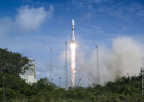 SES-15 Enters Commercial Service to Serve the Americas (Photo: Business Wire)