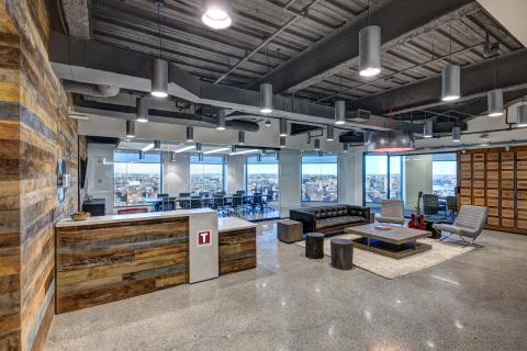 True Fit's new headquarters at 60 State Street, Boston, MA (Photo: Business Wire)