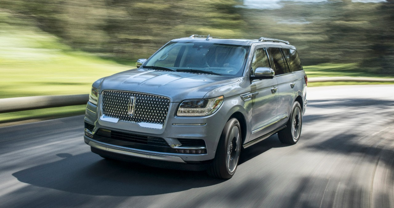 All New Lincoln Navigator Named North American Truck Of The Year