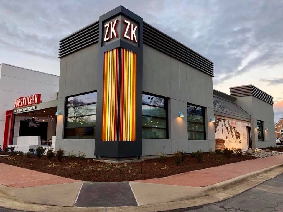 Genial Zoës Kitchen Unveils New Prototype Restaurant In Raleigh, N.C. | Business  Wire