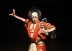 Kabuki actor performing (Photo: Business Wire)