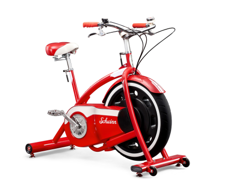 The Schwinn® Classic Cruiser™ exercise bike combines fitness and fun with modern technology to offer a retro-inspired workout experience. (Photo: Business Wire)