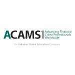 ACAMS Reaches New Milestone — 60,000 Members