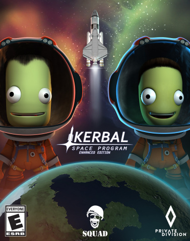 Private Division, Squad, and BlitWorks announced today that Kerbal Space Program Enhanced Edition, the new console version of the beloved space simulation game, is now available for digital download on PlayStation®4 computer entertainment system and across the Xbox One family of devices, including Xbox One X. (Photo: Business Wire)