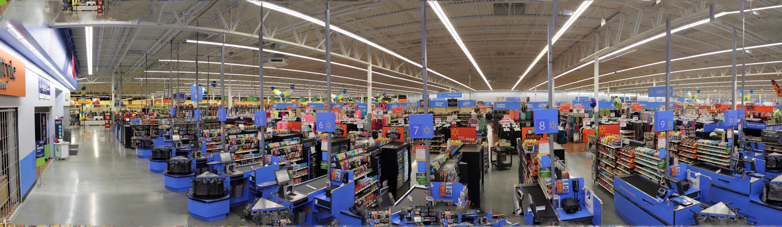 Walmart Continues Retail Energy Efficiency Leadership with