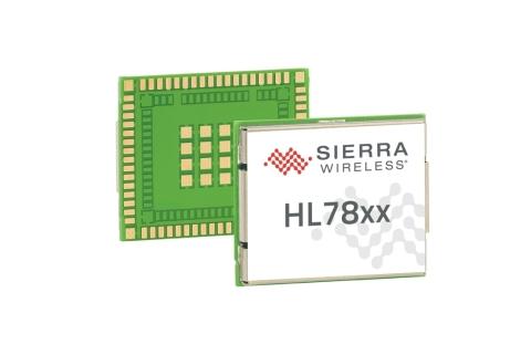 Sierra Wireless AirPrime HL78: Industry's smallest, lowest power, multi-mode Low Power Wide Area (LP ...