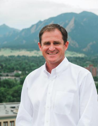 Scott McGinty, CEO of Aurora Organic Dairy (Photo: Business Wire)