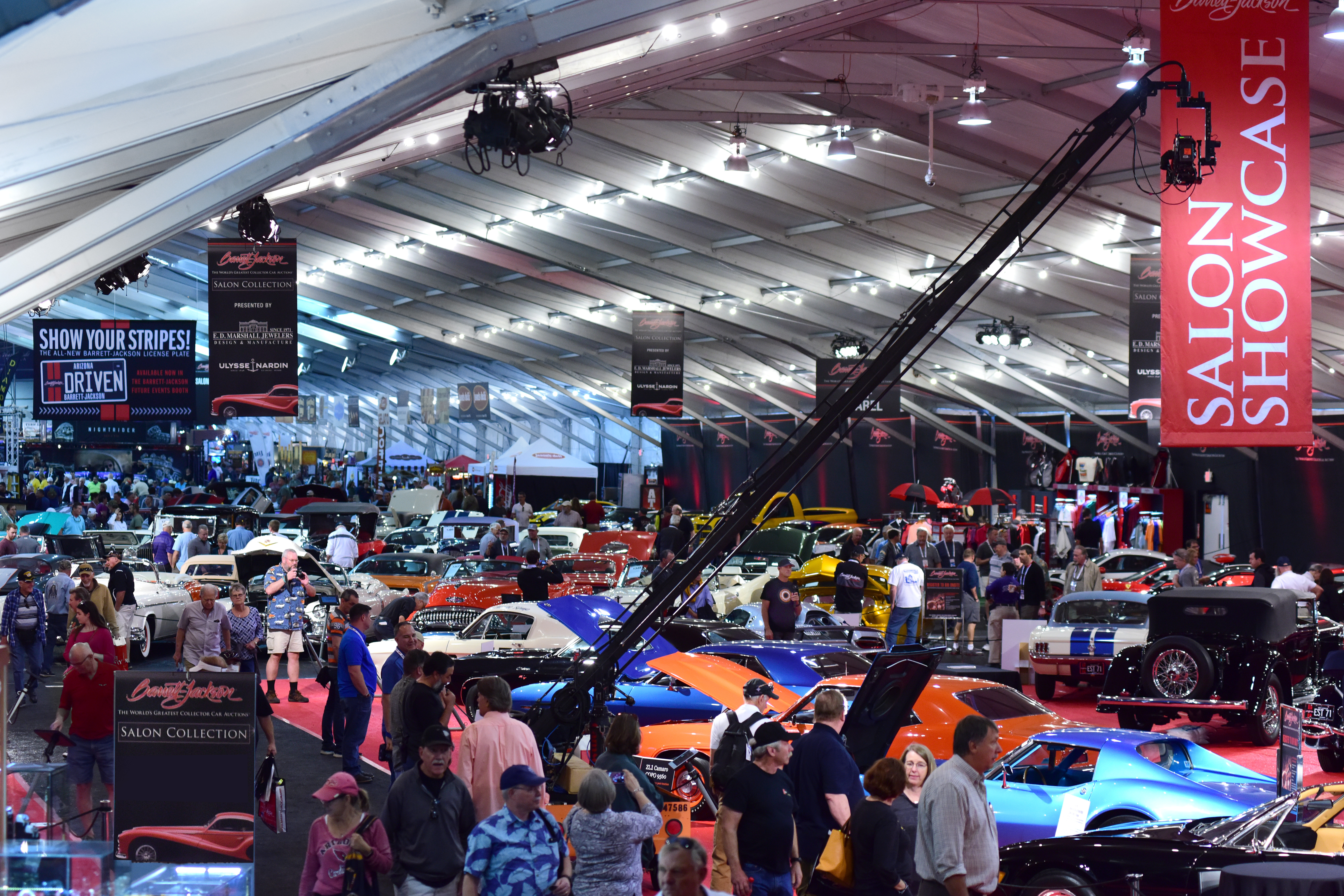 BarrettJackson Poised For Historic Super Saturday At - Car show in scottsdale this weekend