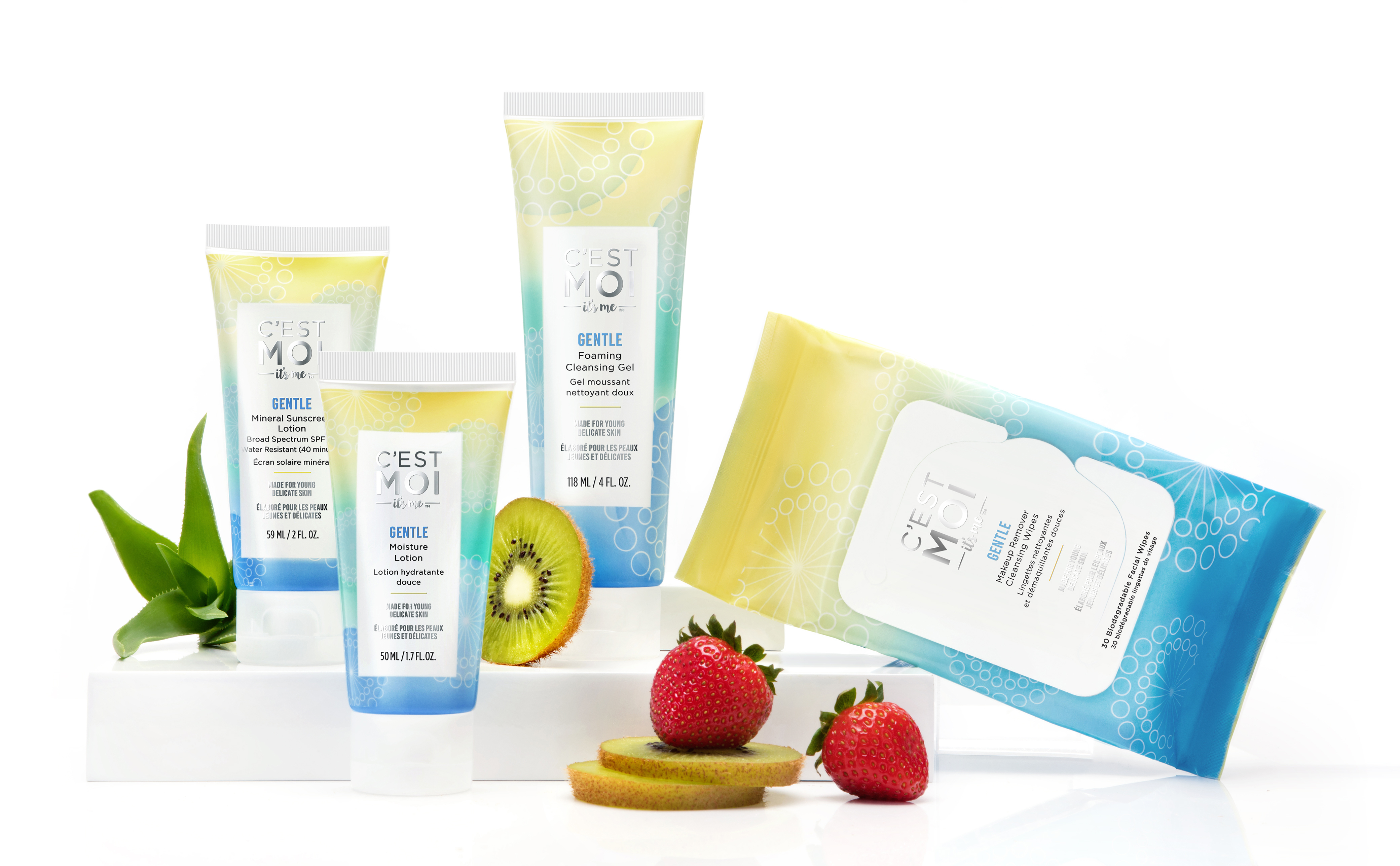 C\'est Moi™ Cosmetics Transforms the Beauty Landscape with Skin Care ...