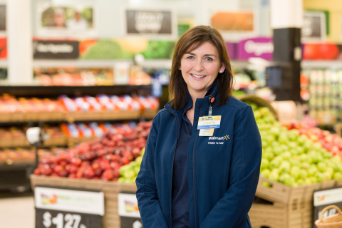 Judith McKenna Named President and CEO of Walmart International (Photo: Business Wire)