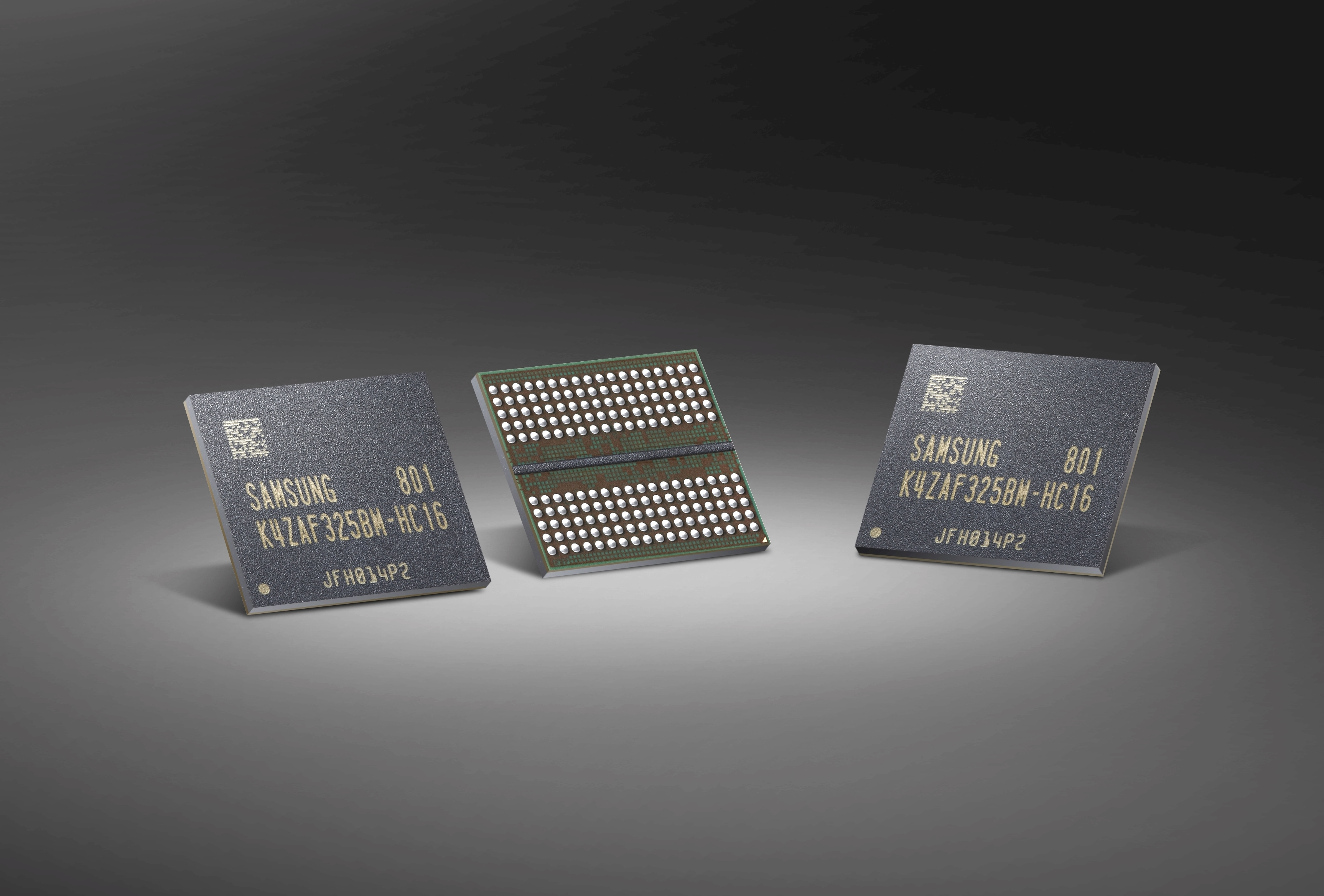 Samsung Electronics Starts Producing Industry\'s First 16-Gigabit ...