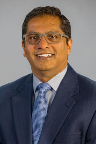 Ryder Chief Information Officer Rajeev Ravindran (Photo: Business Wire)