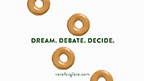 For the first time ever, Krispy Kreme fans will have the chance to vote today through Jan. 22 for creation of an all-new Glazed Doughnut flavor. Will it be blueberry, caramel, lemon or maple?