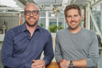 Apartment List Co-Founders: CEO John Kobs and COO Chris Erickson (Photo: Business Wire)