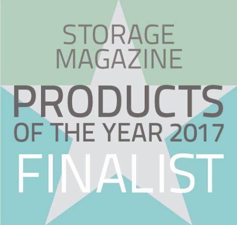 Storage Mag POY 2017 finalist