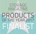 """ExaGrid seleccionado como finalista para el premio """"Producto del Año - Hardware para copias de seguridad y recuperación de datos"""" de la revista Storage Magazine 2017"""