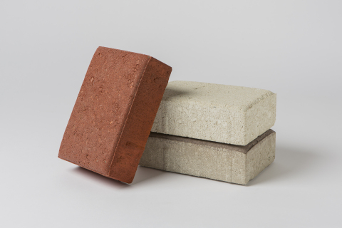 Solidia Concrete™ pavers. (Photo: Business Wire)