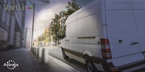 Astrata lancia VanLinc™, per la gestione intelligente del parco veicoli commerciali leggeri