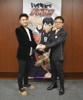 Left: Mr. Kenichi Sado, TOMY Company, Ltd., Senior General Manager, Head of Games Business Division, Toy Business Headquarter / Right: Mr. Tatsuya Konoshita, CEO and Representative Managing Director, Wedge Holdings Co., Ltd. (Photo: Business Wire)