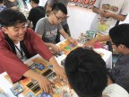 "A shot from Instruction event of ""HAIKYU!! VOLLEYBALL CARD GAME!!"" at Book Fair 2017 in Hanoi Vietnam in September 2017 (Photo: Business Wire)"