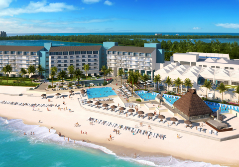 Rendering of The Westin Resort & Spa, Cancún (Photo: Business Wire)