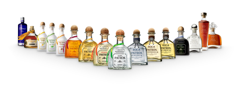 Bacardi agrees to acquire 100% ownership of Patrón Spirits International and its PATRÓN® brand, the  ...
