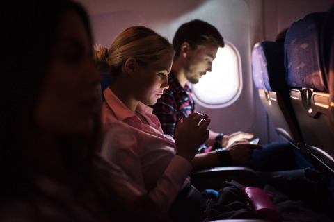 Global Eagle to Elevate Airline Passenger Experience Over North America with More SES HTS Satellite Capacity (Photo: Business Wire)