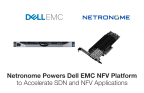 Netronome Collaborates with Dell EMC OEM Solutions to Deliver Turnkey NFV Server Solution (Photo: Business Wire)
