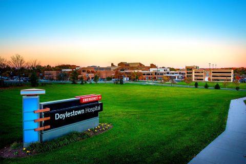Doylestown Hospital (Photo: Business Wire)