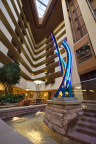 JQH's Embassy Suites by Hilton Loveland Hotel, Conference Center & Spa in Colorado was recently honored with three awards at the 2017 All Suites Brands by Hilton Celebration in New Orleans. The 263-suite hotel received the Connie Pride Merit Award for being ranked among the top 5 percent of Embassy Suites by Hilton properties globally in 2017. In addition, General Manager Tom Dwyer was recognized with the Excellence in Operational Leadership Award. Donna Clark, the hotel's director of sales, received the Excellence in Sales Leadership Award. (Photo: Business Wire)