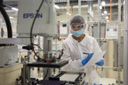 Mission Solar Energy modules are designed, engineered and assembled in San Antonio, Texas (Photo: Business Wire)