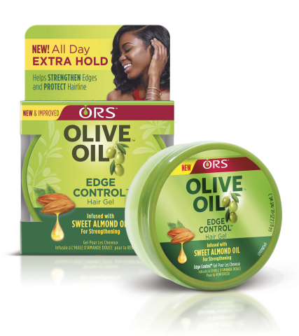 ORS™ Olive Oil Edge Control™ Hair Gel (Photo: Business Wire)