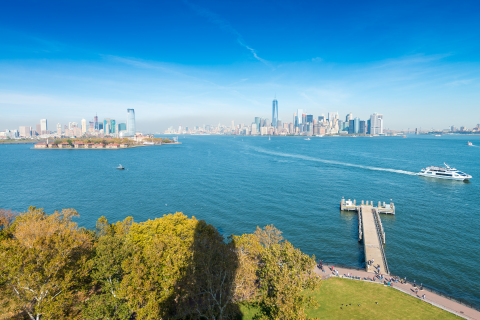 PCBs in Hudson River can be permanently and safely removed with ecoSPEARS, a NASA-developed transformative technology. (Photo: Business Wire)