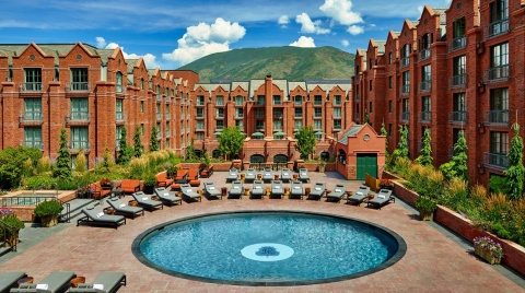 St. Regis Aspen Resort in Aspen, Colorado (Photo: Business Wire)